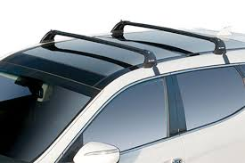 A roof rack is a set of bars secured to the roof of a motor car. ... They allow users of an automobile to transport objects on the roof of the vehicle without reducing interior space for occupants, or the cargo area volume limits such as in the typical car's trunk design.